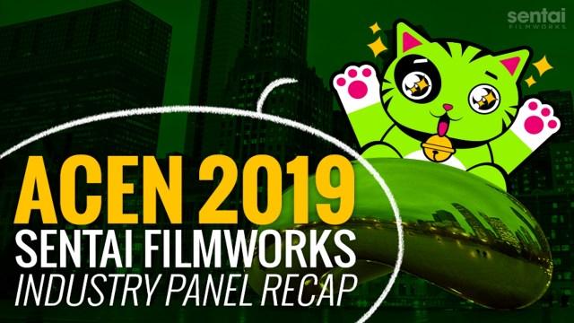 Sentai Filmworks at ACEN 2019