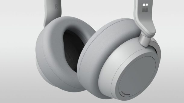 Surface Headphones | Earcups