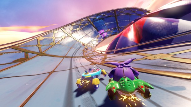 Nintendo Download | Team Sonic Racing
