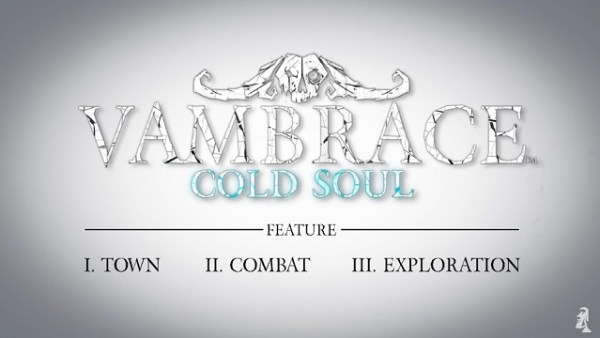 Vambrace Cold Soul | Features Trailer Logo