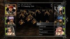 Wizardry: Labyrinth of Lost Souls| Battle