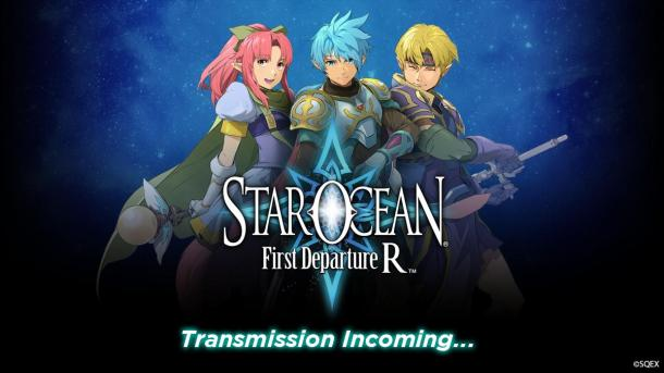 Star Ocean: First Departure R | Announcement