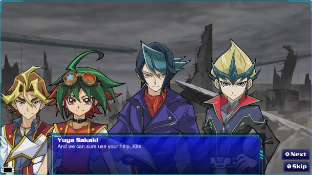 Yu Gi Oh! Legacy of the Duelist | ZEXAL