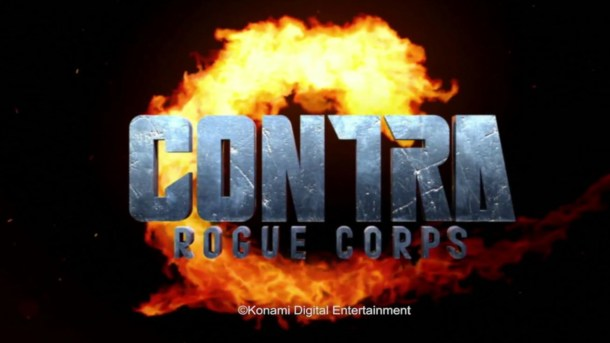 oprainfall | Contra: Rogue Corps