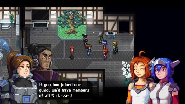 CrossCode | Guild