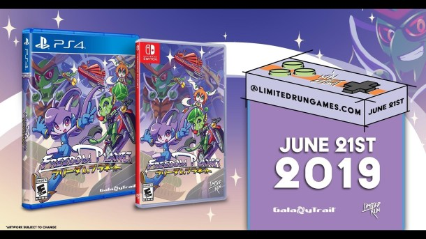 Freedom Planet | Limited Run