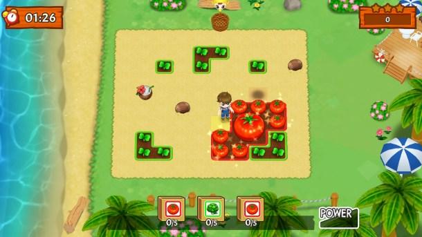 Harvest Moon: Mad Dash   Vegetables