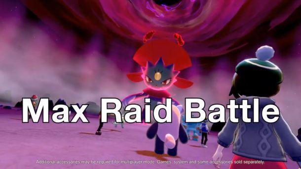 Pokémon Sword and Pokémon Shield | Max Raid Battle