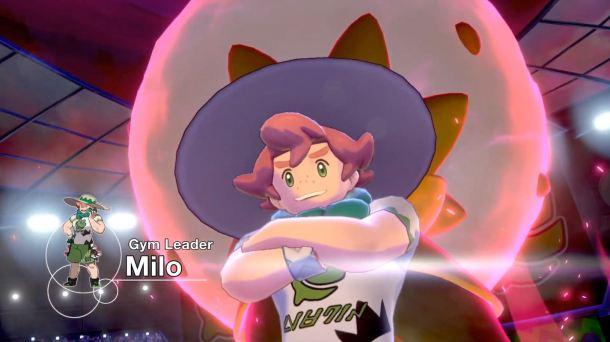 Pokémon Sword and Pokémon Shield | Milo
