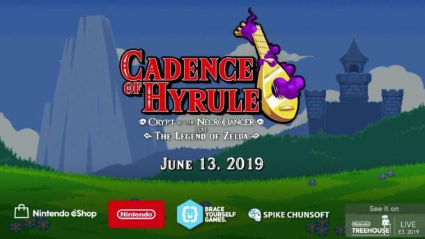 oprainfall | Cadence of Hyrule