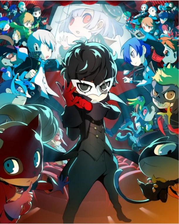 Persona Q2 Cover Image