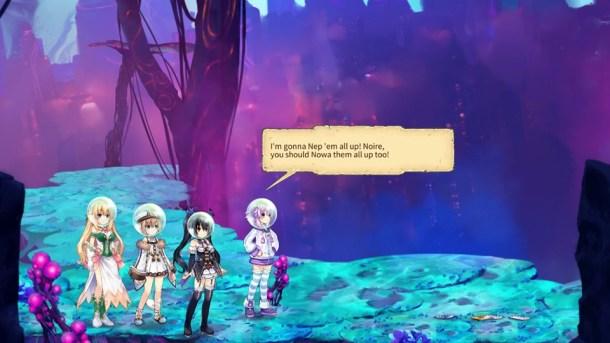 Super Neptunia RPG | Nowa
