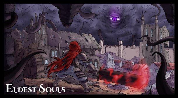 United Label | Eldest Souls Logo