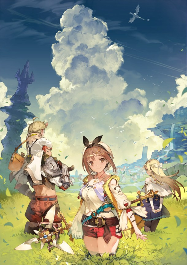 Atelier Ryza | Main Visual