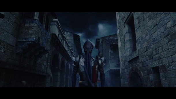 Baldur's Gate III Mind Flayer