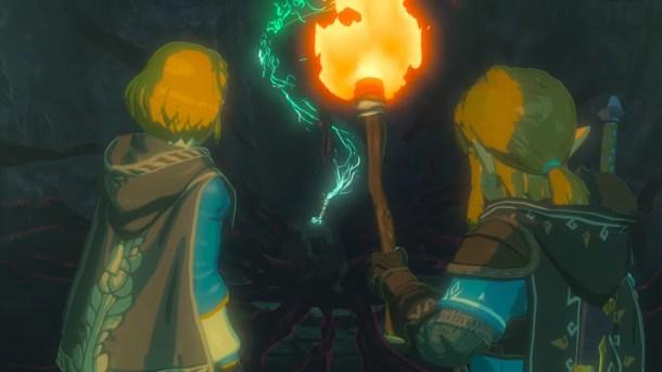 The Legend of Zelda: Breath of the Wild sequel | Link and Zelda