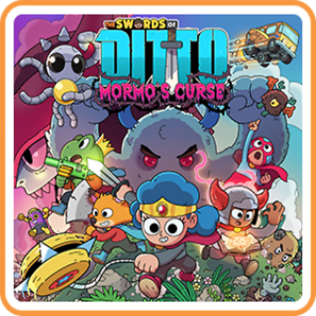 The Swords of Ditto: Mormo's Curse | Featured Image