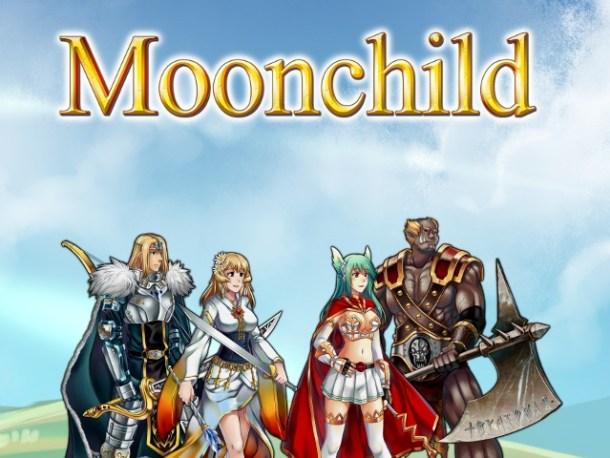 moonchild | boxart