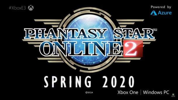 Phantasy Star Online 2   Announcement