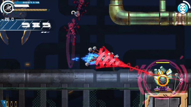 Gunvolt Chronicles: Luminous Avenger iX | EX Weapon