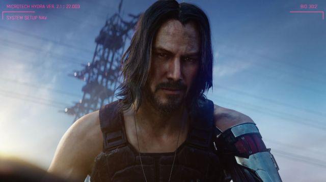Cyberpunk 2077 - E3 2019