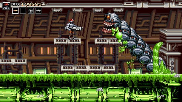 Best Indie | Blazing Chrome