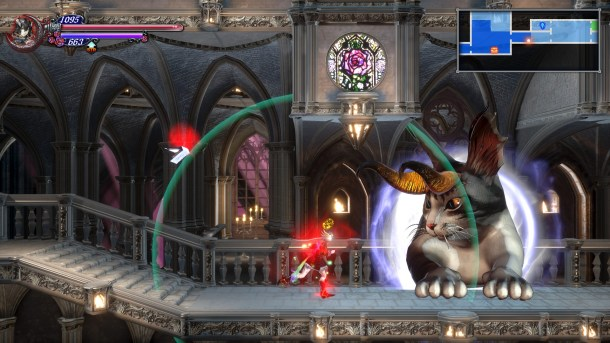 Bloodstained Ritual Enemy Variety