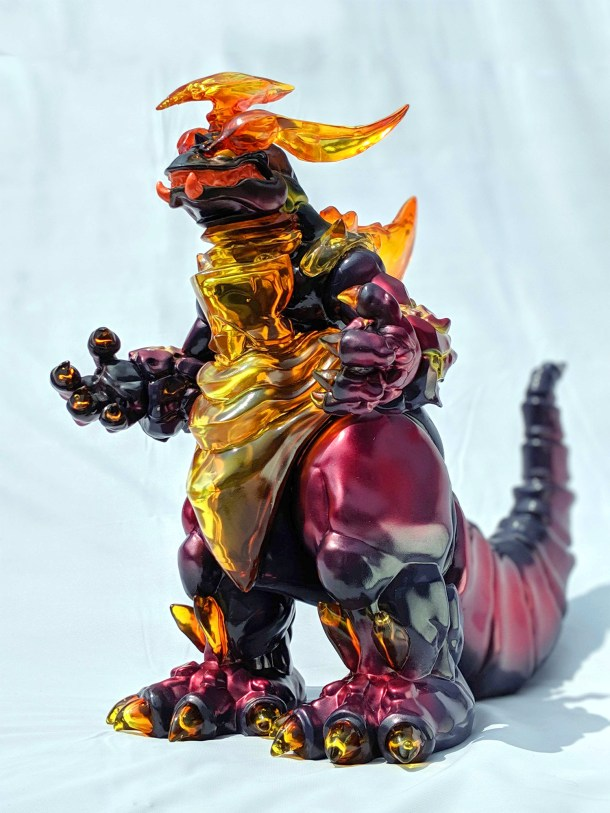 Dawn of the Monsters | Megadon Figure