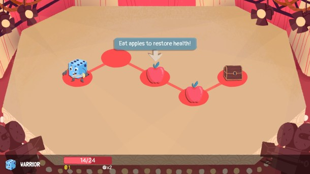 Dicey Dungeons   Tutorial