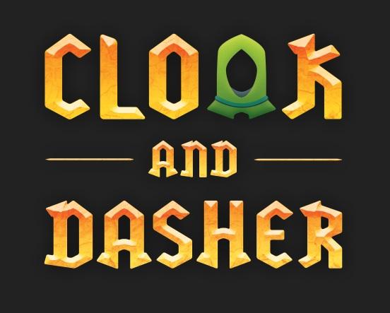 Cloak & Dasher | Title Image
