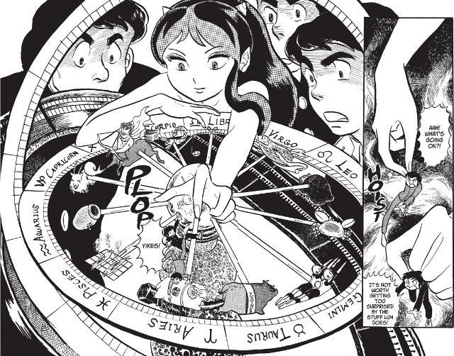 Urusei Yatsura | Lum Zodiac Calendar