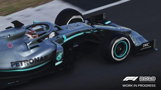 F1 2019 | Cars