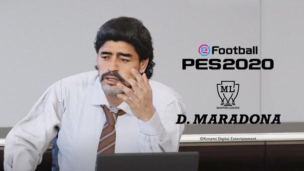 eFootball PES 2020 | Maradona