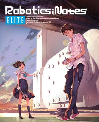 Spike Chunsoft | Robotics;Notes ELITE Key Art