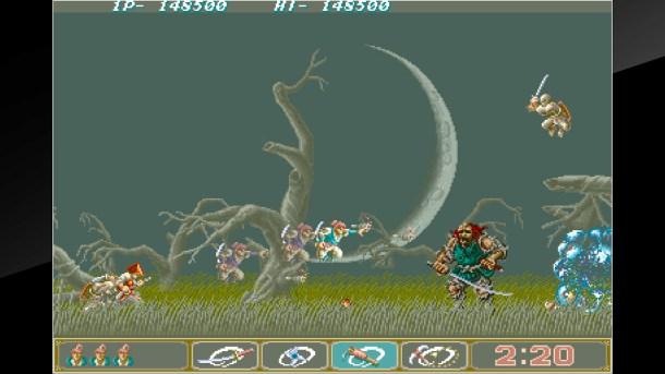 Nintendo Download | Ninja Spirit