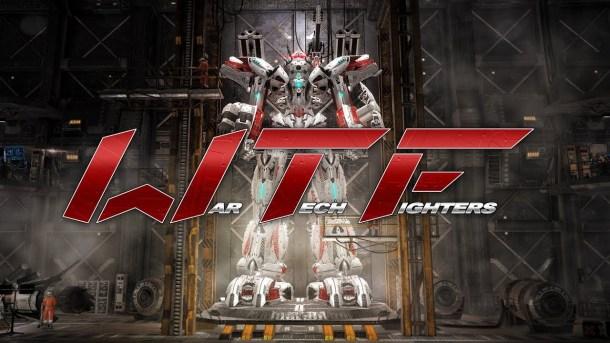 War Tech Fighters | Logo