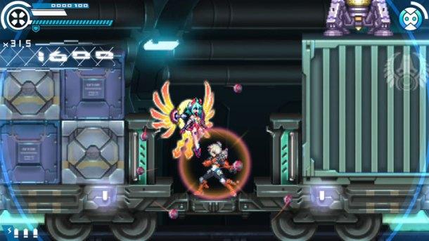 Luninous Avenger iX | Copen and Lola