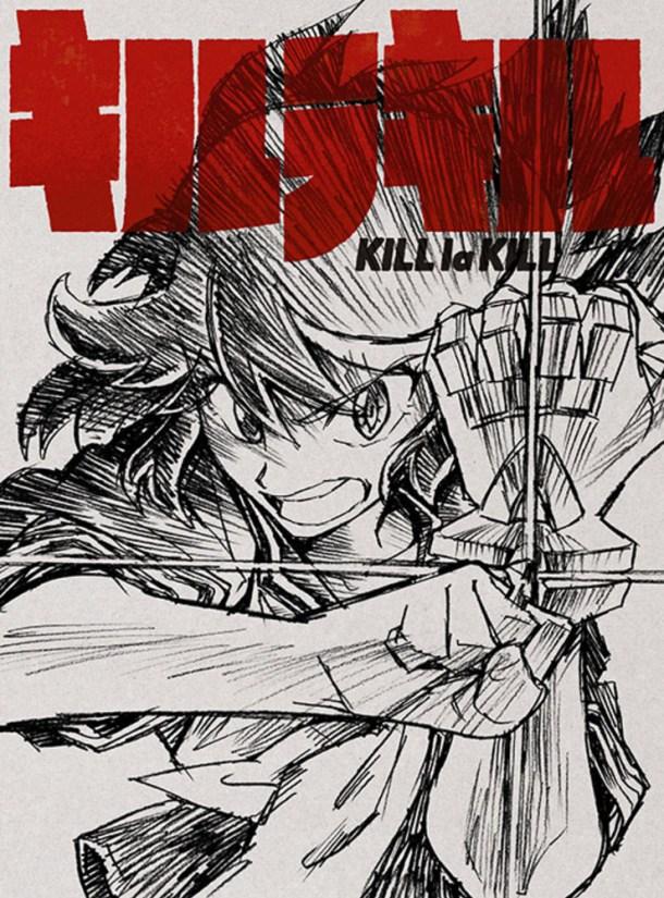 Aniplex of America   KILL La KILL
