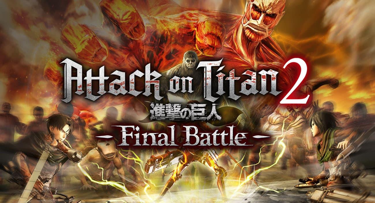 REVIEW: Attack on Titan 2: Final Battle - oprainfall