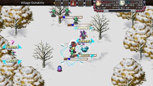 Frane: Dragons' Odyssey | combat