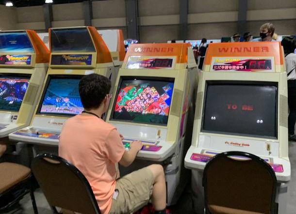 Connecticon | Arcade 2
