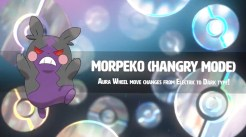 Pokemon Sword Shield_Morpeko 2