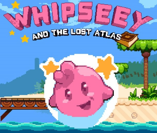 Whipseey & The Lost Atlas