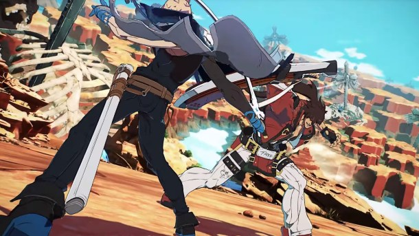 New Guilty Gear | Sol and Ky