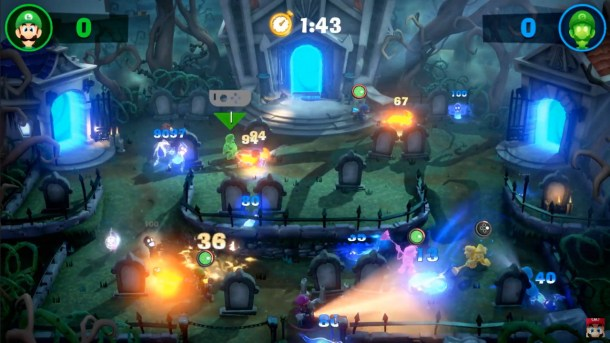 Luigi's Mansion 3 | New Multiplayer