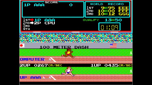 Nintendo Download | Track & Field