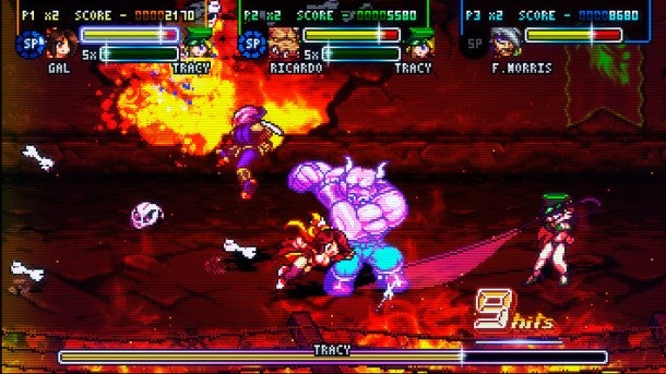 Nintendo Download   Fight'N Rage