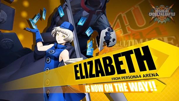 BlazBlue Cross Tag Battle | Elizabeth Intro