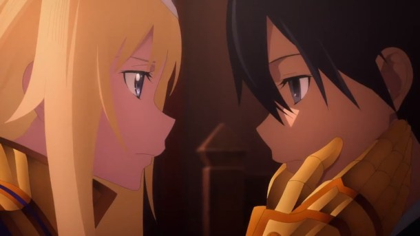 Sword Art Online: Alicization -War of Underworld- | Alice and Kirito