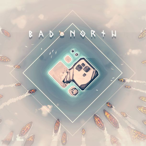 Bad North Cover art
